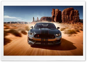 Ford Mustang Shelby GT350 Ultra HD Wallpaper for 4K UHD Widescreen desktop, tablet & smartphone