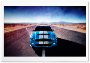 Ford Mustang Shelby GT500 HD Wide Wallpaper for Widescreen