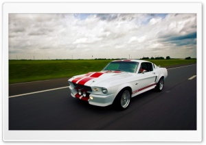 Ford Mustang Shelby GT500 Eleanor HD Wide Wallpaper for Widescreen