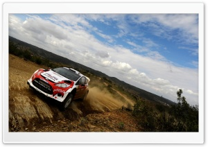Ford Rally HD Wide Wallpaper for Widescreen