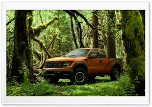 Ford Raptor HD Wide Wallpaper for Widescreen
