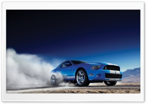 Ford Shelby GT500 2012 HD Wide Wallpaper for 4K UHD Widescreen desktop & smartphone