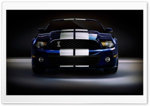 Ford Shelby GT500 HD Wide Wallpaper for 4K UHD Widescreen desktop & smartphone