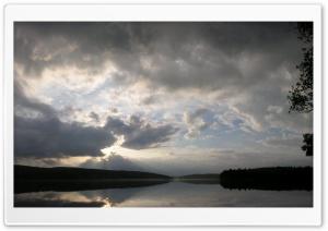 Forest Reflection Ultra HD Wallpaper for 4K UHD Widescreen desktop, tablet & smartphone