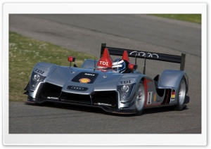 Formula 1 Audi R15 TDI HD Wide Wallpaper for Widescreen