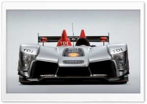 Formula 1 Audi R15 TDI 11 HD Wide Wallpaper for Widescreen