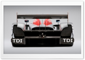 Formula 1 Audi R15 TDI 12 HD Wide Wallpaper for Widescreen