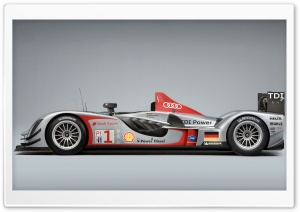Formula 1 Audi R15 TDI 14 HD Wide Wallpaper for Widescreen