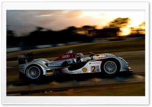 Formula 1 Audi R15 TDI 2 HD Wide Wallpaper for Widescreen