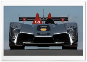 Formula 1 Audi R15 TDI 4 HD Wide Wallpaper for Widescreen
