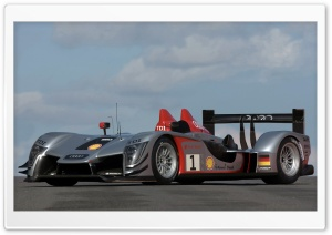 Formula 1 Audi R15 TDI 5 HD Wide Wallpaper for Widescreen