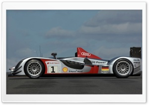 Formula 1 Audi R15 TDI 6 HD Wide Wallpaper for Widescreen