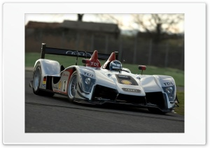 Formula 1 Audi R15 TDI 7 HD Wide Wallpaper for Widescreen