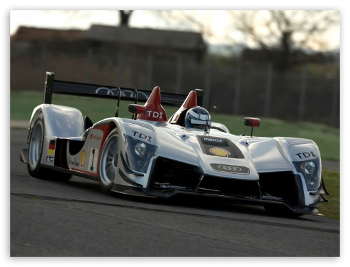 Formula 1 Audi R15 TDI 7 HD wallpaper for Standard 4:3 3:2 Fullscreen UXGA XGA SVGA DVGA HVGA HQVGA devices ( Apple PowerBook G4 iPhone 4 3G 3GS iPod Touch ) ; iPad 1/2/Mini ; Mobile 4:3 3:2 - UXGA XGA SVGA DVGA HVGA HQVGA devices ( Apple PowerBook G4 iPhone 4 3G 3GS iPod Touch ) ;