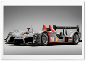 Formula 1 Audi R15 TDI 9 HD Wide Wallpaper for Widescreen