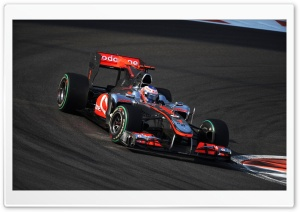 Formula 1 Car Racing HD Wide Wallpaper for Widescreen