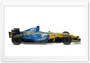 Formula 1 Renault F1 Car HD Wide Wallpaper for Widescreen