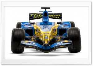 Formula 1 Renault F1 Car 2 HD Wide Wallpaper for Widescreen