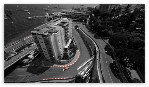 Formula 1 Track Aerial View HD wallpaper for HD 16:9 High Definition WQHD QWXGA 1080p 900p 720p QHD nHD ; Mobile 16:9 - WQHD QWXGA 1080p 900p 720p QHD nHD ;