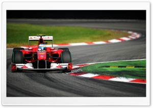Formula One Car HD Wide Wallpaper for Widescreen