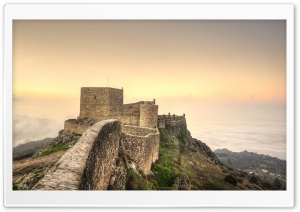 Fortress HD Wide Wallpaper for Widescreen