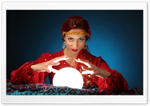 Fortune Teller HD Wide Wallpaper for 4K UHD Widescreen desktop & smartphone
