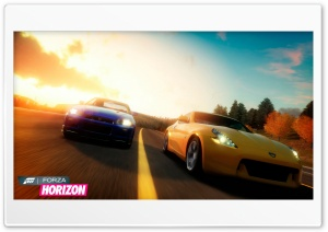 Forza Horizon HD Wide Wallpaper for 4K UHD Widescreen desktop & smartphone