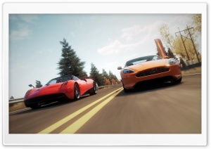 Forza Horizon HD Wide Wallpaper for Widescreen