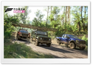 Forza Horizon 3 Race HD Wide Wallpaper for Widescreen