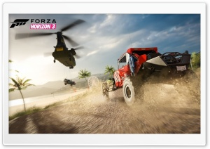Forza Horizon 3 Screenshot HD Wide Wallpaper for Widescreen