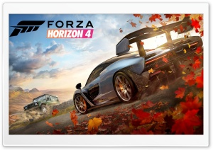 Forza Horizon 4 E3 2018 HD Wide Wallpaper for 4K UHD Widescreen desktop & smartphone