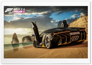 Forza Horizon 3 HD Wide Wallpaper for Widescreen
