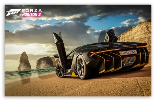 Forza Horizon 3 Ultra Hd Desktop Background Wallpaper For 4k
