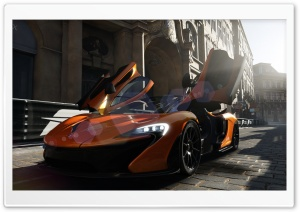 Forza Motorsport 5 HD Wide Wallpaper for Widescreen