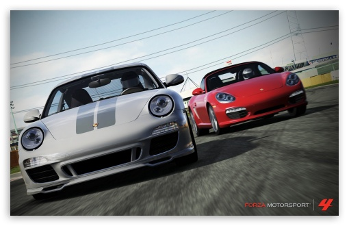 Forza Motorsport 4 Porsche HD wallpaper for Wide 16:10 5:3 Widescreen WHXGA WQXGA WUXGA WXGA WGA ; HD 16:9 High Definition WQHD QWXGA 1080p 900p 720p QHD nHD ; Mobile 5:3 16:9 - WGA WQHD QWXGA 1080p 900p 720p QHD nHD ;