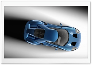 Forza Motorsport 6 Ford GT Game HD Wide Wallpaper for Widescreen