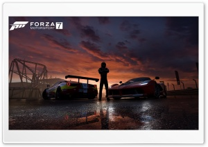 Forza Motorsport 7 Game HD Wide Wallpaper for 4K UHD Widescreen desktop & smartphone