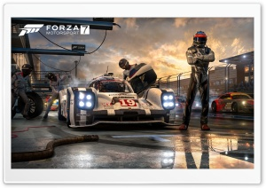 Forza Motorsport 7 Video Game HD Wide Wallpaper for 4K UHD Widescreen desktop & smartphone