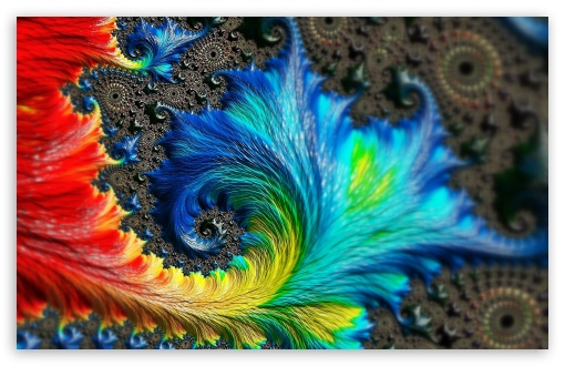 Hd Fractals Wallpapers 1080p: Fractal 4K HD Desktop Wallpaper For 4K Ultra HD TV • Wide