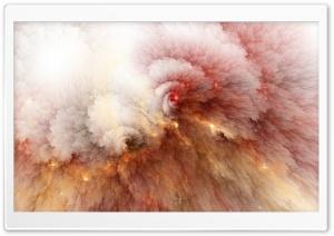 Fractal Clouds HD Wide Wallpaper for Widescreen