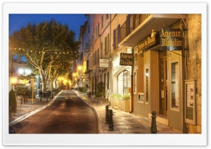 France Alley HD Wide Wallpaper for Widescreen