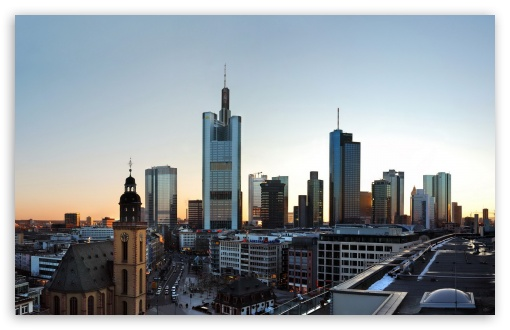 Frankfurt Skyscrapers HD wallpaper for Wide 16:10 5:3 Widescreen WHXGA WQXGA WUXGA WXGA WGA ; HD 16:9 High Definition WQHD QWXGA 1080p 900p 720p QHD nHD ; Standard 4:3 5:4 3:2 Fullscreen UXGA XGA SVGA QSXGA SXGA DVGA HVGA HQVGA devices ( Apple PowerBook G4 iPhone 4 3G 3GS iPod Touch ) ; Tablet 1:1 ; iPad 1/2/Mini ; Mobile 4:3 5:3 3:2 16:9 5:4 - UXGA XGA SVGA WGA DVGA HVGA HQVGA devices ( Apple PowerBook G4 iPhone 4 3G 3GS iPod Touch ) WQHD QWXGA 1080p 900p 720p QHD nHD QSXGA SXGA ;