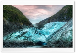 Franz Josef Glacier HD Wide Wallpaper for 4K UHD Widescreen desktop & smartphone