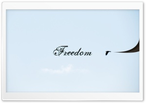 Freedom HD Wide Wallpaper for 4K UHD Widescreen desktop & smartphone