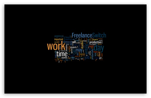 Freelance Switch Work Time HD wallpaper for Wide 16:10 5:3 Widescreen WHXGA WQXGA WUXGA WXGA WGA ; HD 16:9 High Definition WQHD QWXGA 1080p 900p 720p QHD nHD ; Standard 4:3 5:4 3:2 Fullscreen UXGA XGA SVGA QSXGA SXGA DVGA HVGA HQVGA devices ( Apple PowerBook G4 iPhone 4 3G 3GS iPod Touch ) ; Tablet 1:1 ; iPad 1/2/Mini ; Mobile 4:3 5:3 3:2 16:9 5:4 - UXGA XGA SVGA WGA DVGA HVGA HQVGA devices ( Apple PowerBook G4 iPhone 4 3G 3GS iPod Touch ) WQHD QWXGA 1080p 900p 720p QHD nHD QSXGA SXGA ;