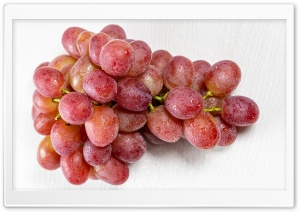 Fresh Grapes Ultra HD Wallpaper for 4K UHD Widescreen desktop, tablet & smartphone