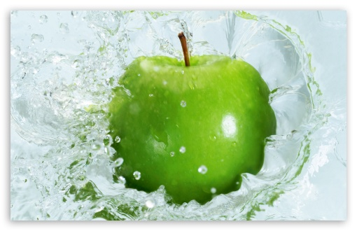 Fresh Green Apple HD wallpaper for Wide 16:10 5:3 Widescreen WHXGA WQXGA WUXGA WXGA WGA ; HD 16:9 High Definition WQHD QWXGA 1080p 900p 720p QHD nHD ; Standard 4:3 5:4 3:2 Fullscreen UXGA XGA SVGA QSXGA SXGA DVGA HVGA HQVGA devices ( Apple PowerBook G4 iPhone 4 3G 3GS iPod Touch ) ; iPad 1/2/Mini ; Mobile 4:3 5:3 3:2 16:9 5:4 - UXGA XGA SVGA WGA DVGA HVGA HQVGA devices ( Apple PowerBook G4 iPhone 4 3G 3GS iPod Touch ) WQHD QWXGA 1080p 900p 720p QHD nHD QSXGA SXGA ;