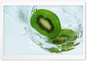 Fresh Kiwi HD Wide Wallpaper for 4K UHD Widescreen desktop & smartphone