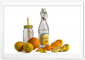 Fresh Lemonade HD Wide Wallpaper for Widescreen