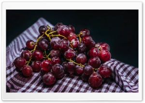 Fresh Red Grape Ultra HD Wallpaper for 4K UHD Widescreen desktop, tablet & smartphone